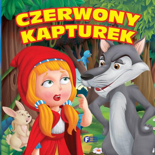 CZERWONY KAPTUREK