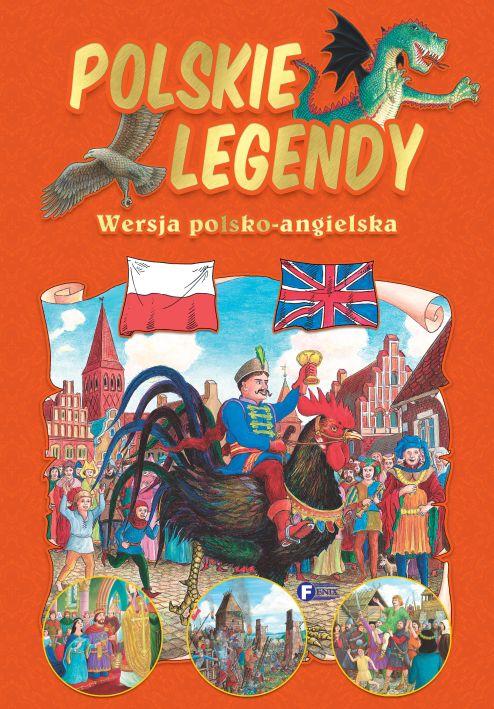 POLSKIE LEGENDY WERSJA POLSKO-ANGIELSKA
