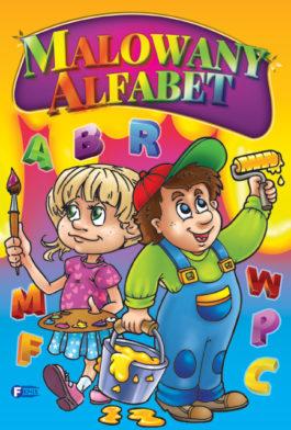 MALOWANY ALFABET